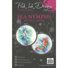 Load image into Gallery viewer, Pink Ink Designs Clear Stamp Set - Sea Nymphs (PI025)