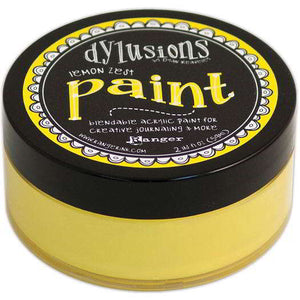 Dylusions Paint Lemon Zest DYP45991