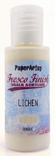 PaperArtsy Fresco Finish Chalk Acrylics Opaque Lichen (FF176)