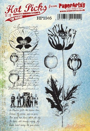 PaperArtsy- Hot Picks HP1505
