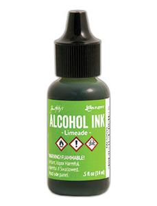 Ranger Tim Holtz- Alcohol Ink- Limeade (TAL52593)