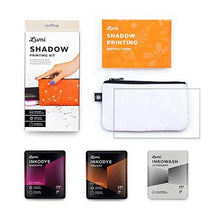 Load image into Gallery viewer, Sun / Shadow Printing Pencil Case Kit by Lumi
