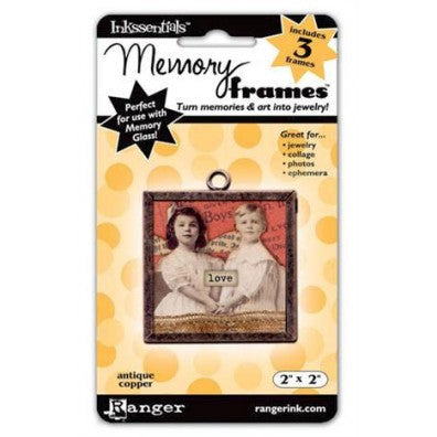 Inkssentials Memory Frames by Ranger - Antique Copper 2