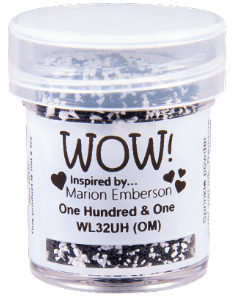 WOW! Embossing Powder- One Hundred and One (WL32UH)