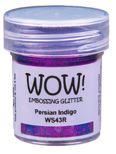 Load image into Gallery viewer, WOW! Embossing Glitter- Persian Indigo (WS43R)