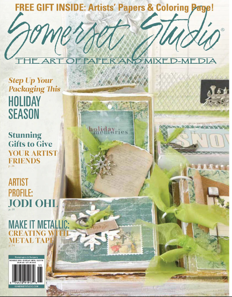 Somerset Studio Magazine Nov/Dec 2016 (1SOM-1611)
