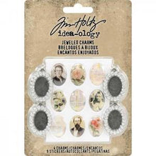 Load image into Gallery viewer, Tim Holtz Idea-ology- Jeweled Charms (TH93697)