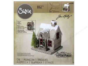 Sizzix / Tim Holtz Village Winter Item: 660988