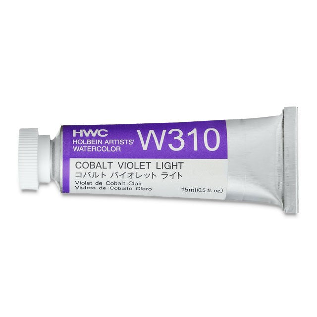 Holbein Artists' Watercolor- Cobalt Violet Light (W310)