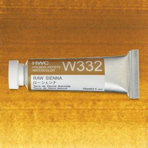 Holbein Artists' Watercolor- Raw Sienna (W332)