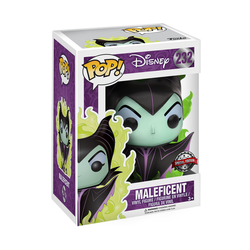 MALEFICENT - DISNEY VILLAINS