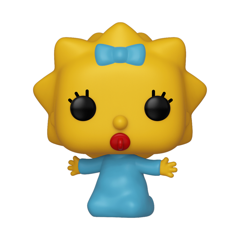 MAGGIE SIMPSON - THE SIMPSONS