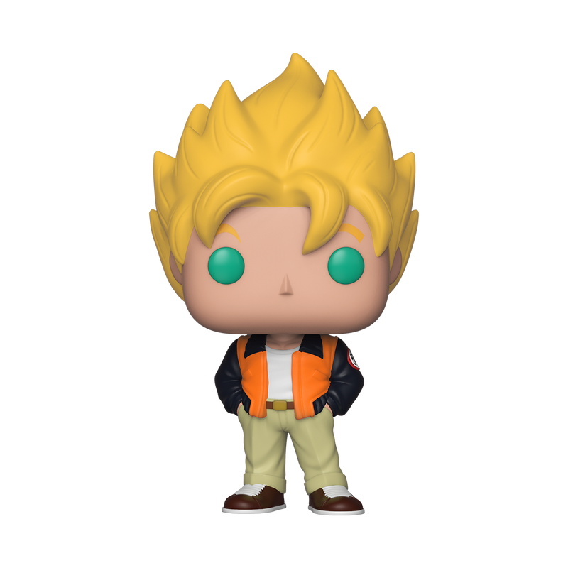 GOKU (CASUAL) - DRAGON BALL Z