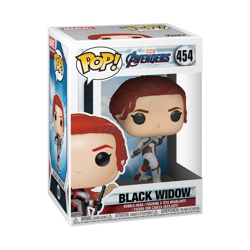 BLACK WIDOW - AVENGERS ENDGAME