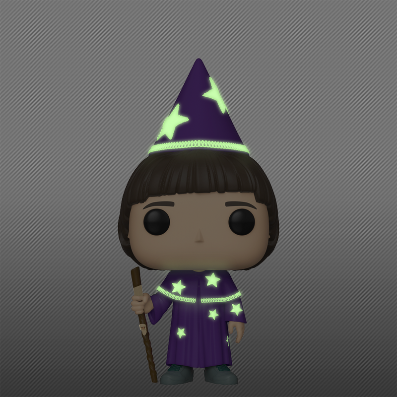 WILL THE WISE (GLOW IN THE DARK) - STRANGER THINGS