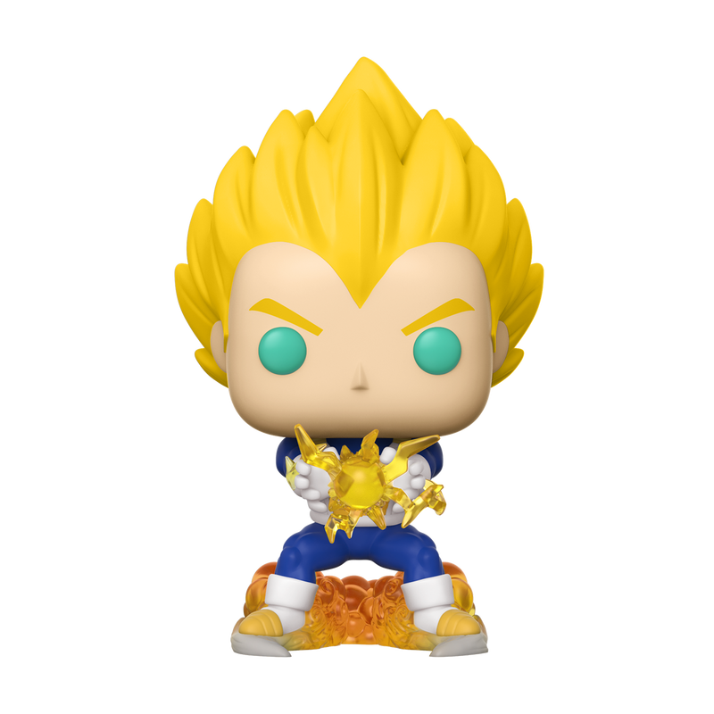VEGETA (FINAL FLASH) - DRAGON BALL Z