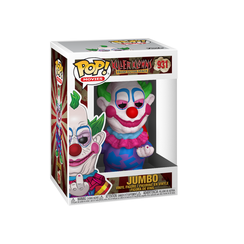 JUMBO - KILLER KLOWNS FROM OUTER SPACE