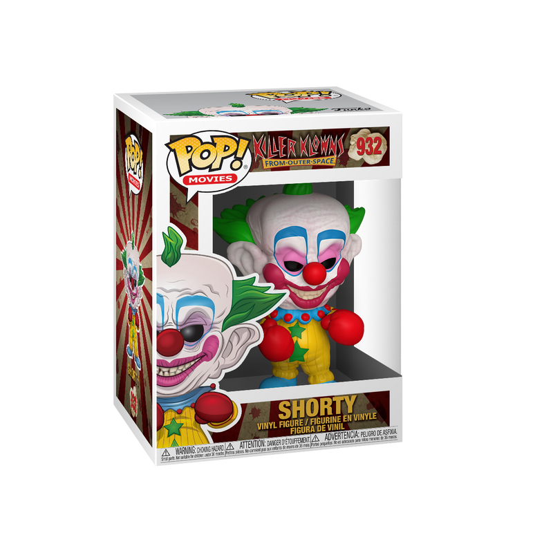 SHORTY - KILLER KLOWNS FROM OUTER SPACE