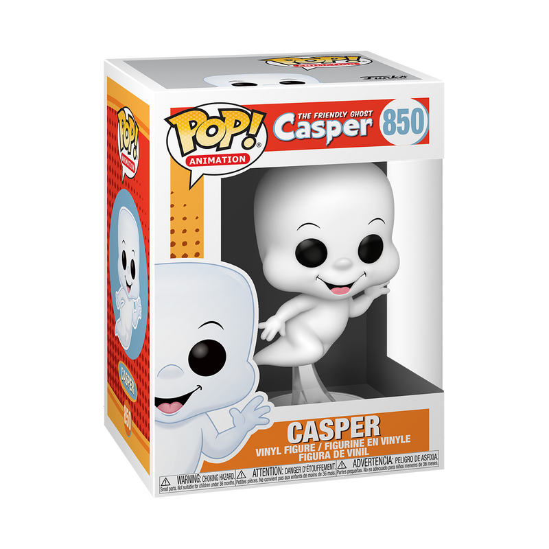 CASPER - CASPER THE FRIENDLY GHOST