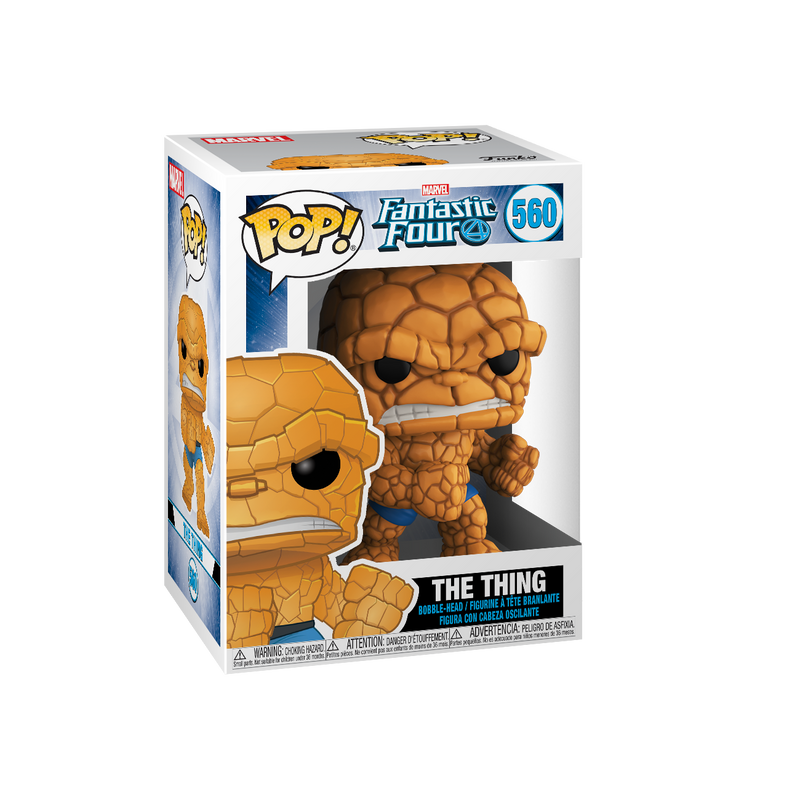 THE THING - FANTASTIC FOUR
