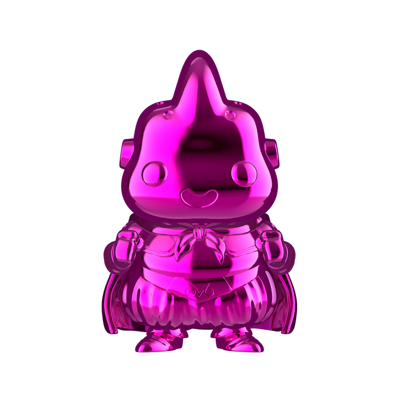 MAJIN BUU (PINK CHROME) - DRAGON BALL Z