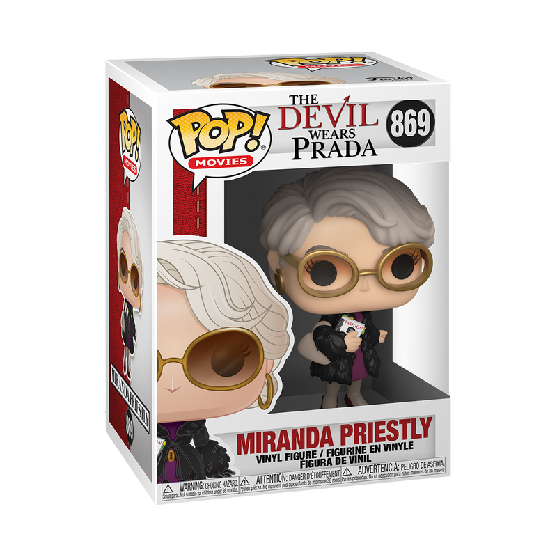 MIRANDA PRIESTLY - THE DEVIL WEARS PRADA