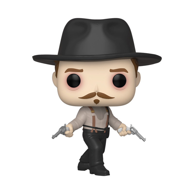 DOC HOLLIDAY - TOMBSTONE