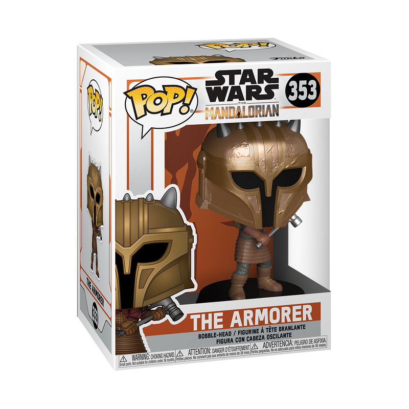 THE ARMORER - STAR WARS: THE MANDALORIAN