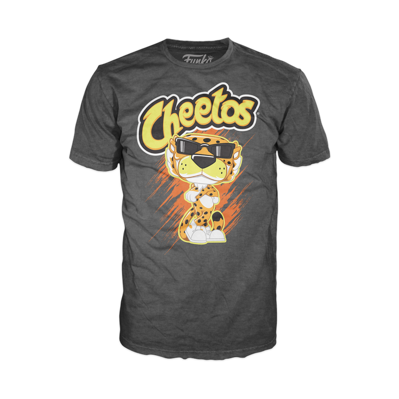 CHESTER CHEETAH (XL) GLOW IN THE DARK - CHEETOS