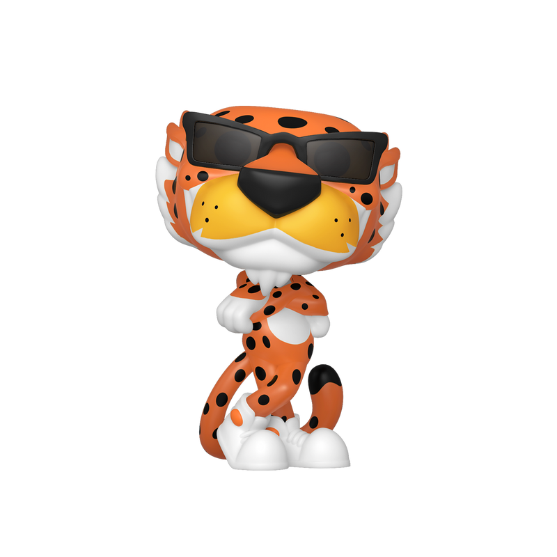 CHESTER CHEETAH (L) GLOW IN THE DARK - CHEETOS