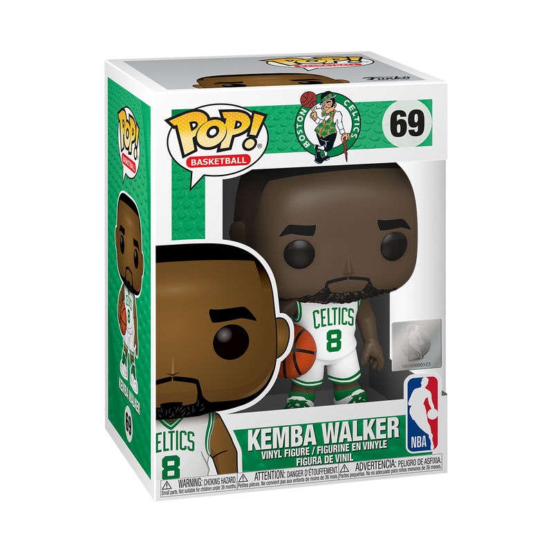 KEMBA WALKER - NBA: CELTICS