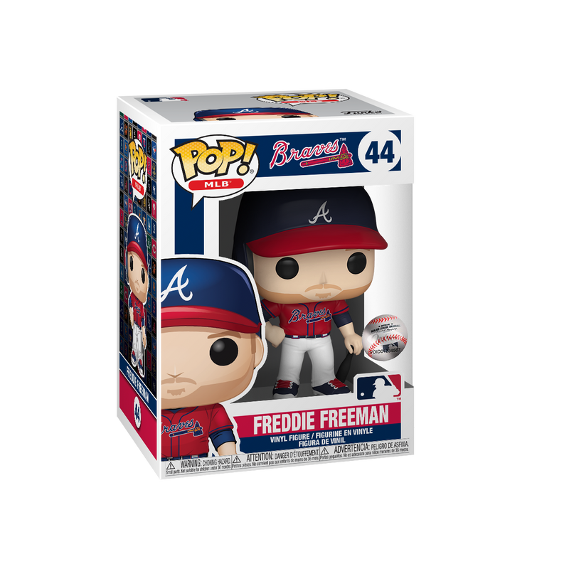 POP MLB: Braves - Freddie Freeman