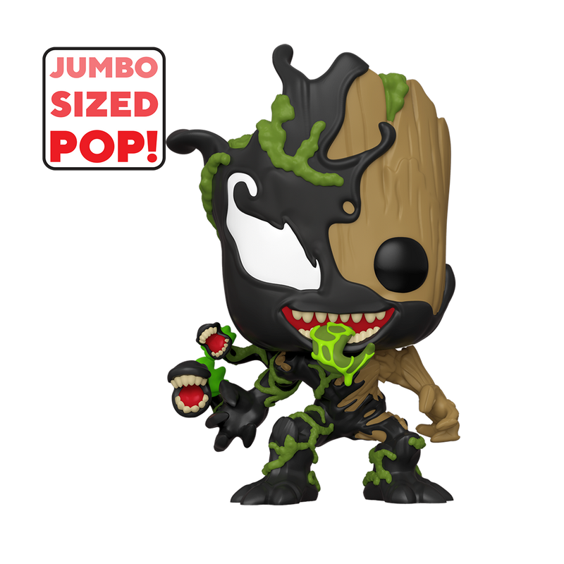 "10"" VENOMIZED GROOT - MAXIMUM VENOM"