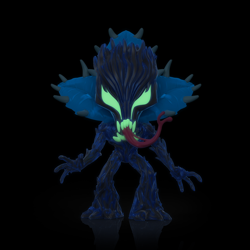 VENOMIZED GROOT (L) GLOW IN THE DARK - MARVEL