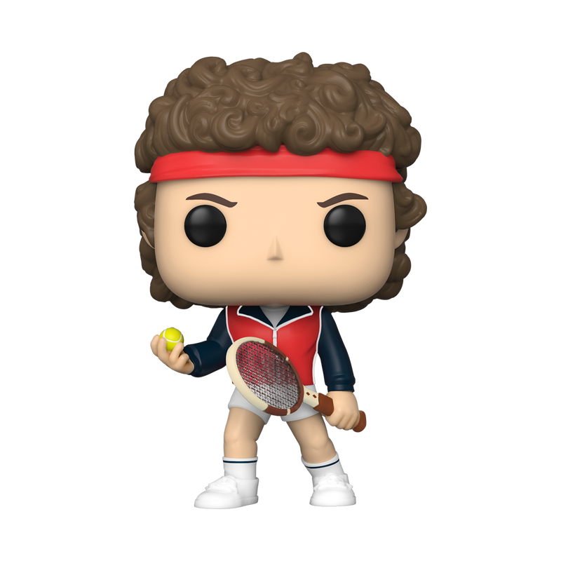 JOHN MCENROE - TENNIS LEGENDS