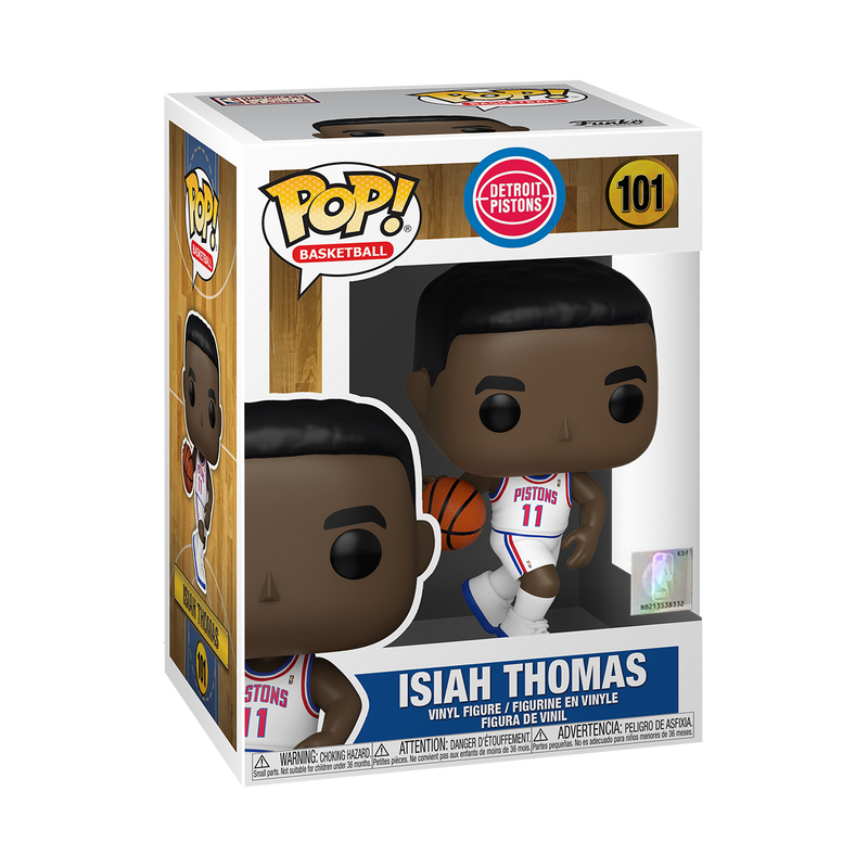 ISIAH THOMAS - NBA: DETROIT PISTONS