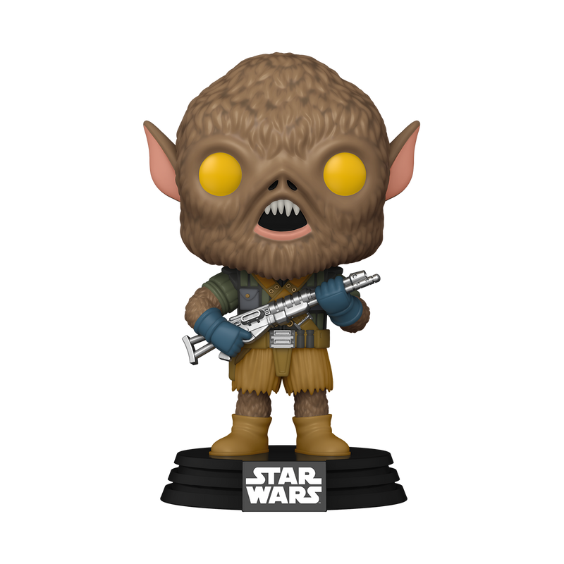 CONCEPT SERIES CHEWBACCA - STAR WARS