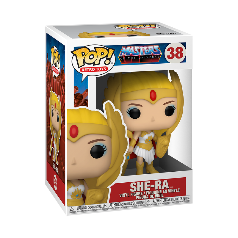 SHE-RA - MASTERS OF THE UNIVERSE
