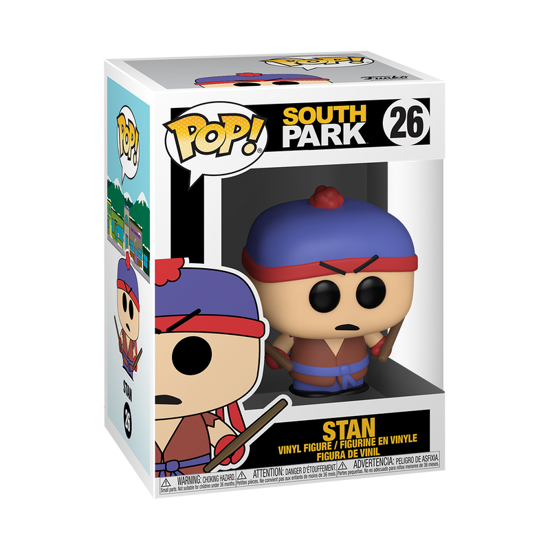 STAN (SHADOW HACHI) - SOUTH PARK