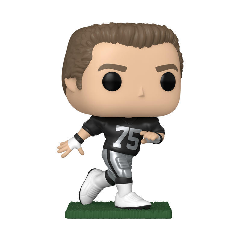 HOWIE LONG - NFL: RAIDERS