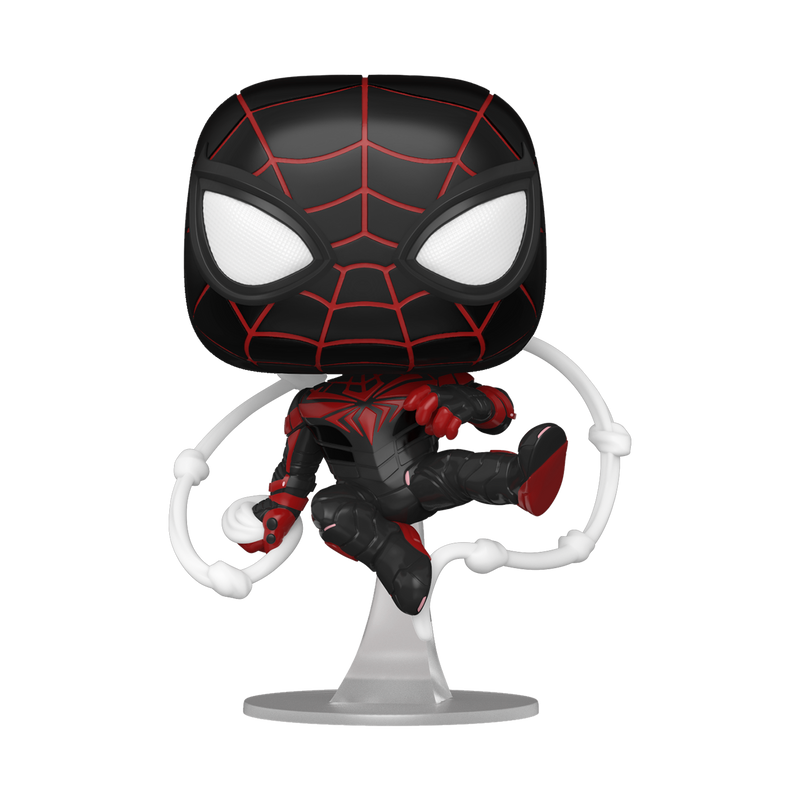 MILES MORALES (ADVANCED TECH SUIT) - SPIDER-MAN: MILES MORALES