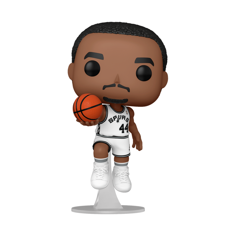 GEORGE GERVIN - NBA: SPURS