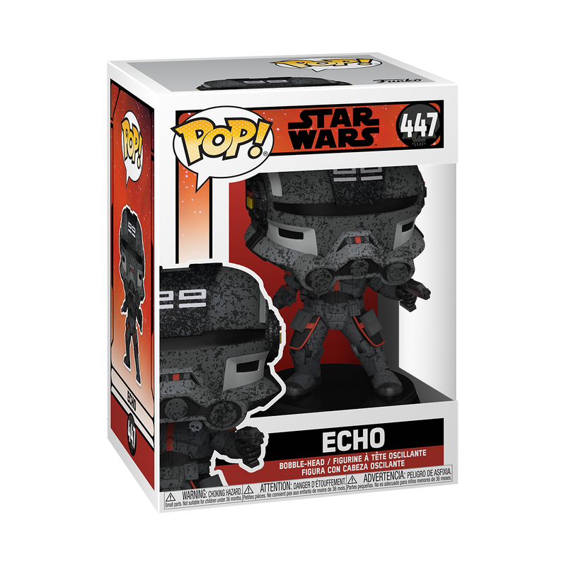 ECHO - STAR WARS: THE BAD BATCH