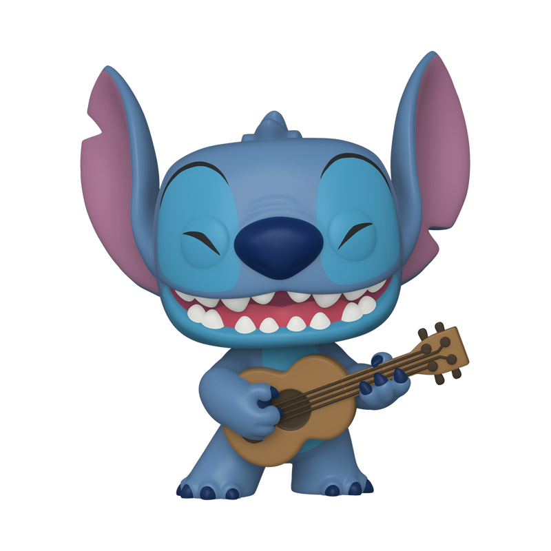 STITCH WITH UKULELE - LILO AND STITCH