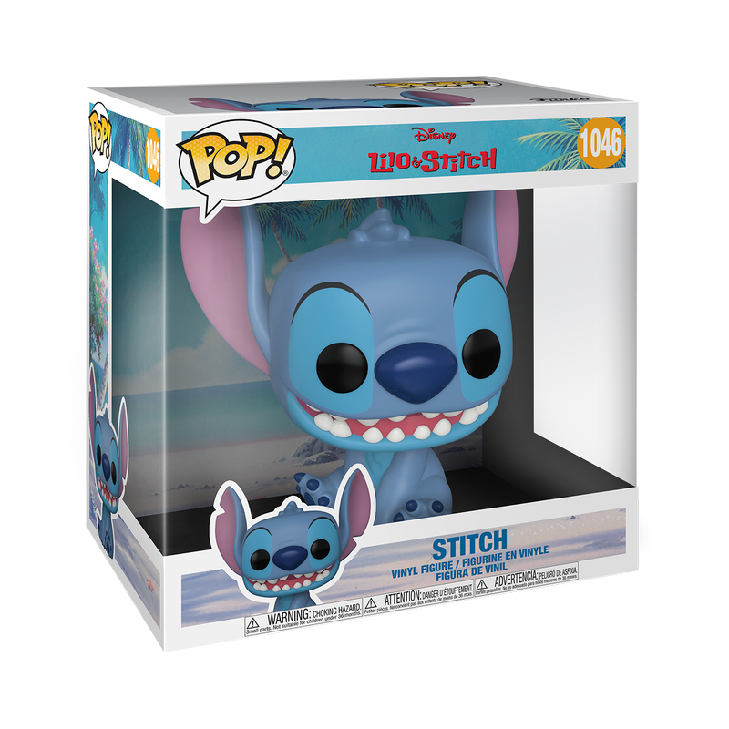 10'' STITCH - LILO AND STITCH