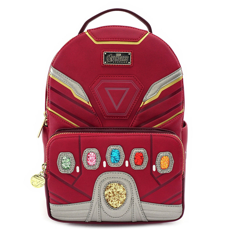 IRON MAN MINI BACKPACK - AVENGERS: ENDGAME