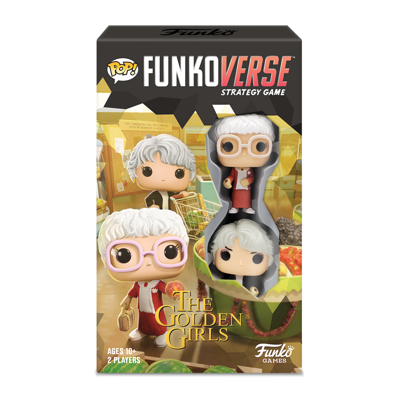 FUNKOVERSE: GOLDEN GIRLS 101 2-PACK