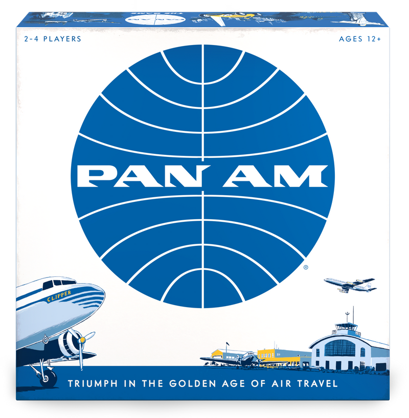 PAN AM - THE GAME