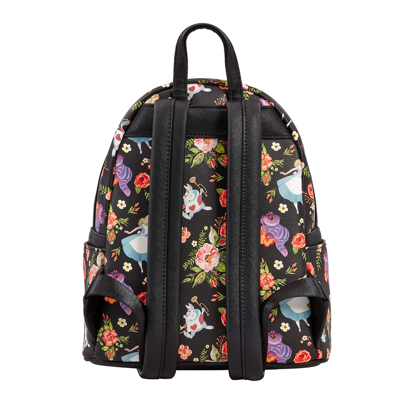 ALICE FLORAL AOP MINI BACKPACK - DISNEY