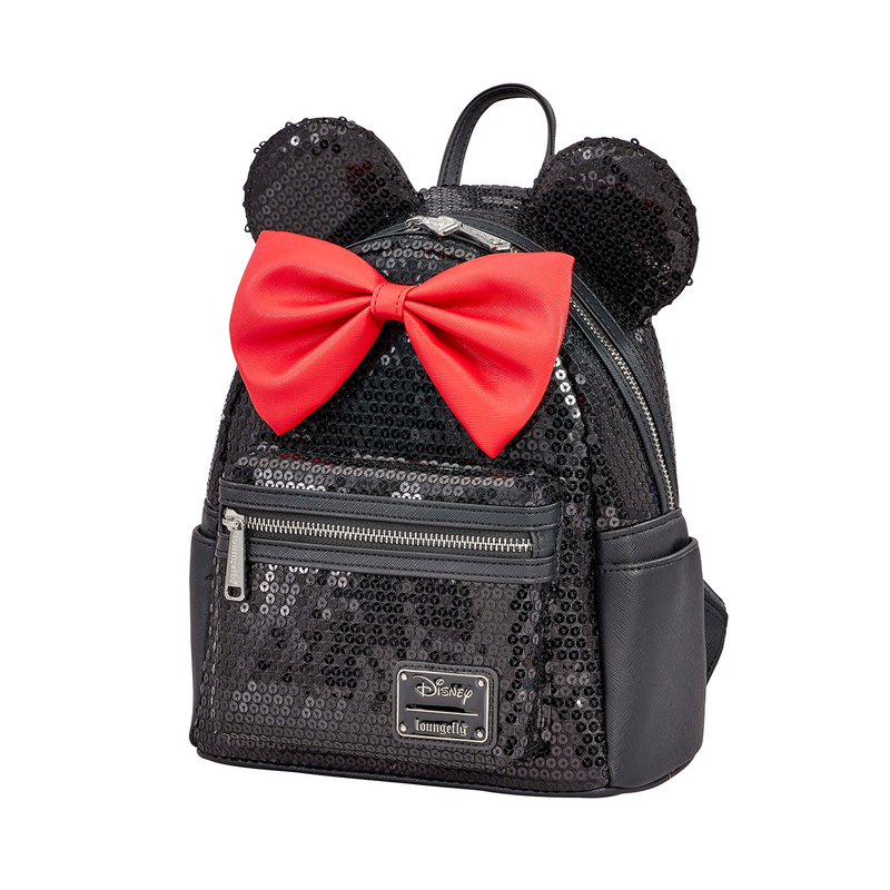 MINNIE MOUSE SEQUIN MINI BACKPACK